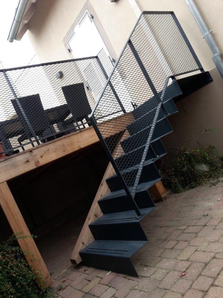 Escaliers Extrieur With Petit Escalier Exterieur