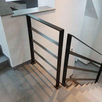 garde-corps escalier béton à schweighouse 3
