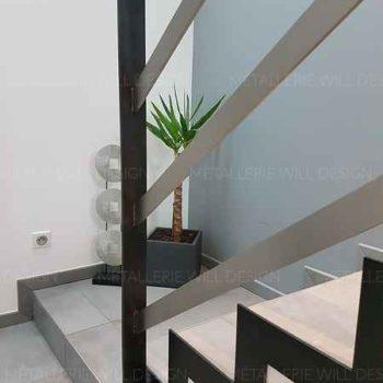 garde-corps escalier béton à schweighouse 2